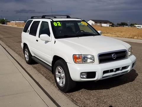 2002 Nissan Pathfinder for sale in Kuna, ID