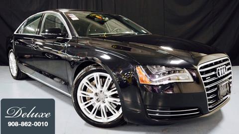 2014 Audi A8 L for sale in Linden, NJ