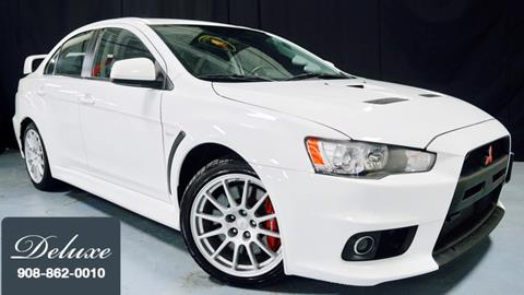 2012 Mitsubishi Lancer Evolution for sale in Linden, NJ