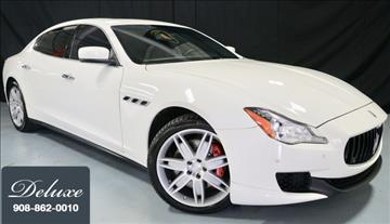 2014 Maserati Quattroporte for sale in Linden, NJ