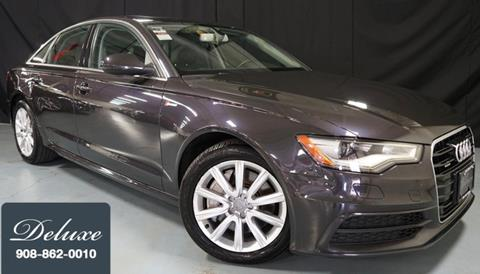2015 Audi A6 for sale in Linden, NJ