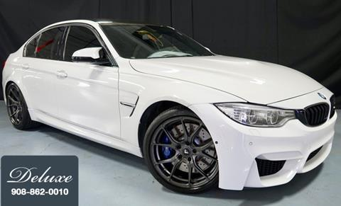 2015 BMW M3 for sale in Linden, NJ
