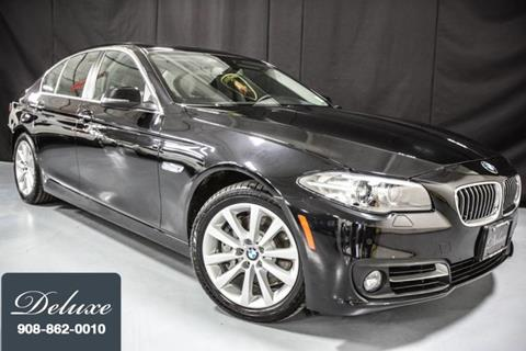 2016 BMW 5 Series for sale in Linden, NJ