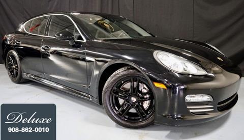 2010 Porsche Panamera for sale in Linden, NJ