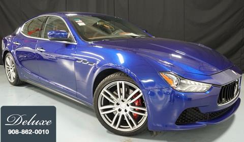 2015 Maserati Ghibli for sale in Linden, NJ