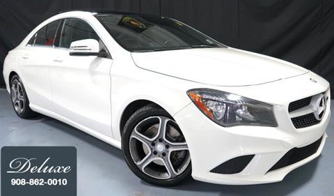 2014 Mercedes-Benz CLA for sale in Linden, NJ