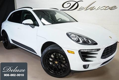 2016 Porsche Macan for sale in Linden, NJ