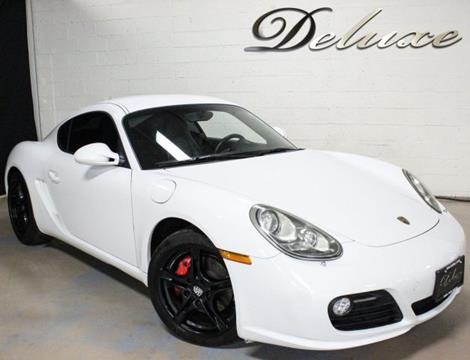 2010 Porsche Cayman For Sale In Linden Nj
