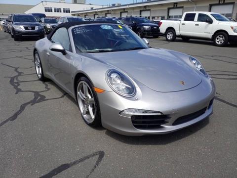 2013 Porsche 911 for sale in Linden, NJ