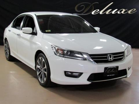 2015 Honda Accord for sale in Linden, NJ