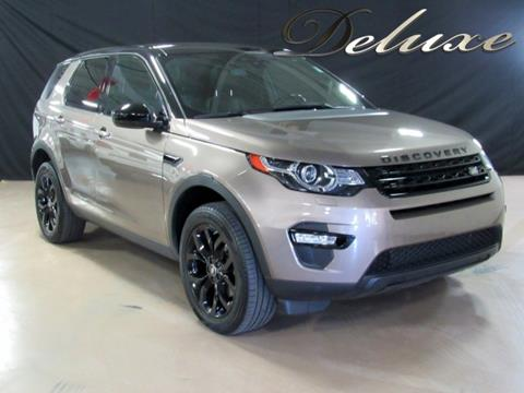 2016 Land Rover Discovery Sport for sale in Linden, NJ