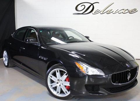 2015 Maserati Quattroporte for sale in Linden, NJ