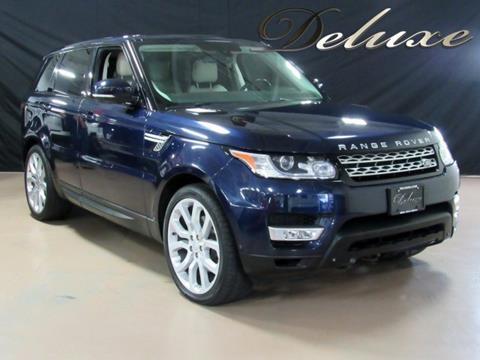 2014 Land Rover Range Rover Sport for sale in Linden, NJ