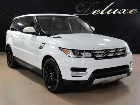 2016 Land Rover Range Rover Sport for sale in Linden, NJ
