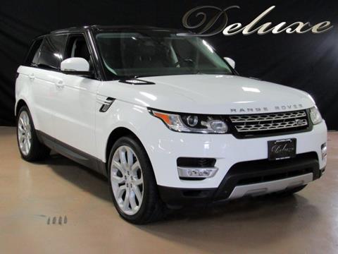 2015 Land Rover Range Rover Sport for sale in Linden, NJ