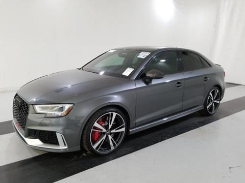 2017 Audi RS 3 for sale in Linden, NJ