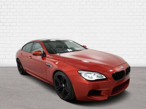 2016 BMW M6 Gran Coupe for sale at DeluxeNJ.com in Linden NJ