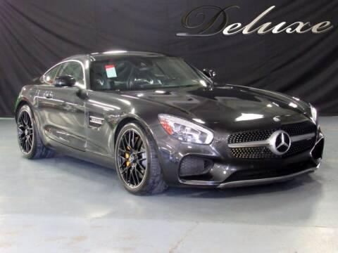 2017 Mercedes-Benz AMG GT for sale at DeluxeNJ.com in Linden NJ