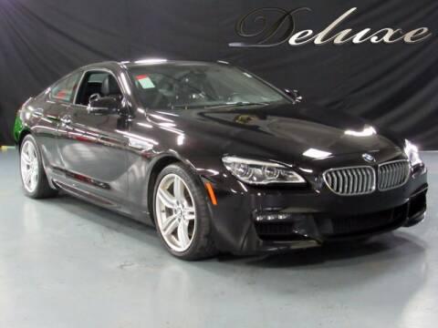 2017 BMW 6 Series for sale at DeluxeNJ.com in Linden NJ