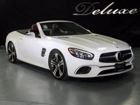 2017 Mercedes-Benz SL-Class for sale at DeluxeNJ.com in Linden NJ