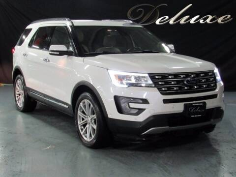 2017 Ford Explorer for sale at DeluxeNJ.com in Linden NJ