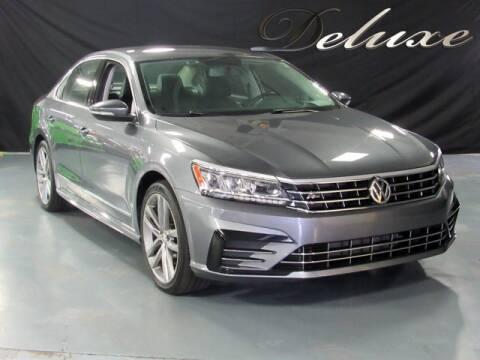 2017 Volkswagen Passat for sale at DeluxeNJ.com in Linden NJ