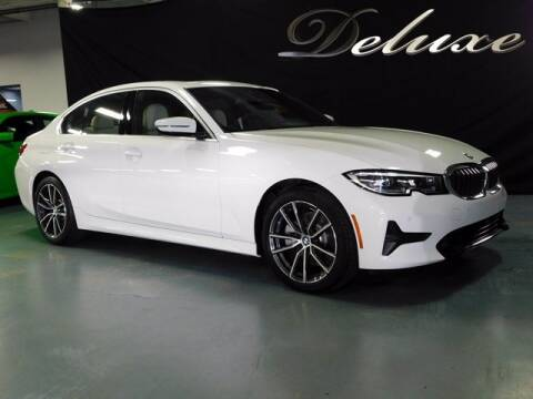 2019 BMW 3 Series for sale at DeluxeNJ.com in Linden NJ