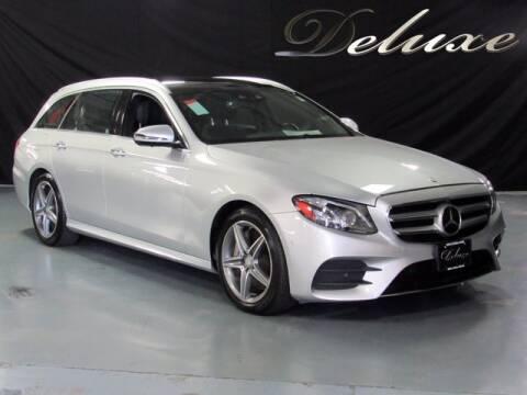 2017 Mercedes-Benz E-Class for sale at DeluxeNJ.com in Linden NJ