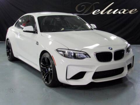 2018 BMW M2 for sale at DeluxeNJ.com in Linden NJ