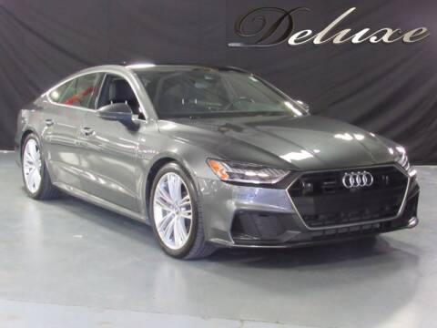 2019 Audi A7 for sale at DeluxeNJ.com in Linden NJ
