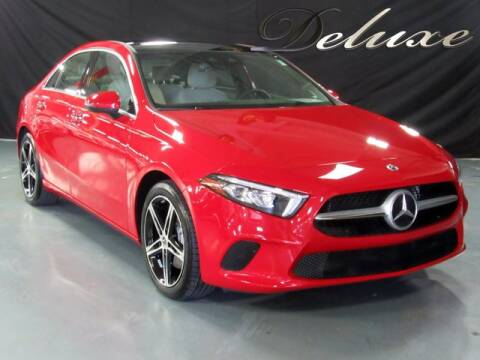 2019 Mercedes-Benz A-Class for sale at DeluxeNJ.com in Linden NJ