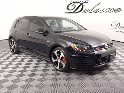 2016 Volkswagen Golf GTI for sale at DeluxeNJ.com in Linden NJ