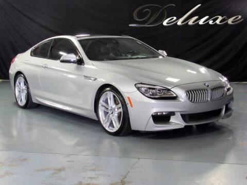 2016 BMW 6 Series for sale at DeluxeNJ.com in Linden NJ