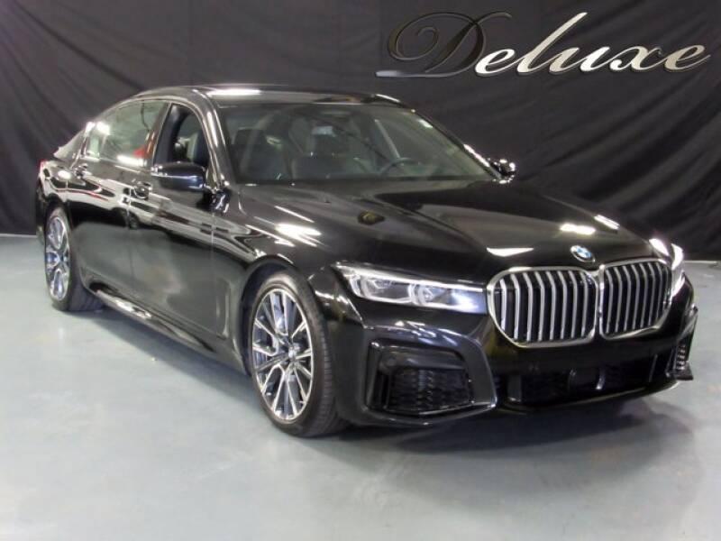 2020 BMW 7 Series for sale at DeluxeNJ.com in Linden NJ