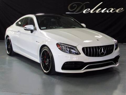 2020 Mercedes-Benz C-Class for sale at DeluxeNJ.com in Linden NJ