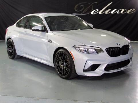 2020 BMW M2 for sale at DeluxeNJ.com in Linden NJ