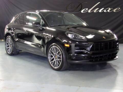 2019 Porsche Macan for sale at DeluxeNJ.com in Linden NJ