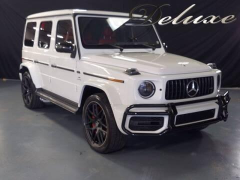 2020 Mercedes-Benz G-Class for sale at DeluxeNJ.com in Linden NJ