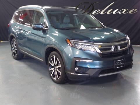 2019 Honda Pilot for sale at DeluxeNJ.com in Linden NJ