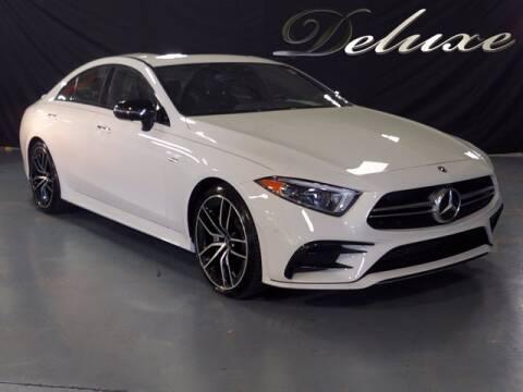 2019 Mercedes-Benz CLS for sale at DeluxeNJ.com in Linden NJ