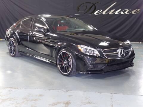 2017 Mercedes-Benz CLS for sale at DeluxeNJ.com in Linden NJ