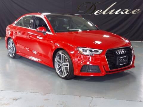 2019 Audi A3 for sale at DeluxeNJ.com in Linden NJ