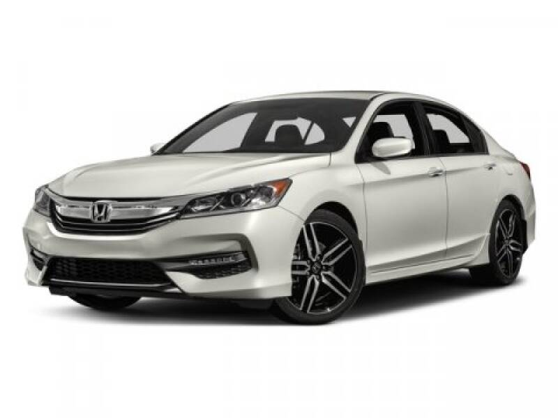 2017 Honda Accord for sale at DeluxeNJ.com in Linden NJ