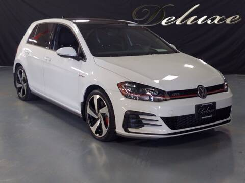 2018 Volkswagen Golf GTI for sale at DeluxeNJ.com in Linden NJ