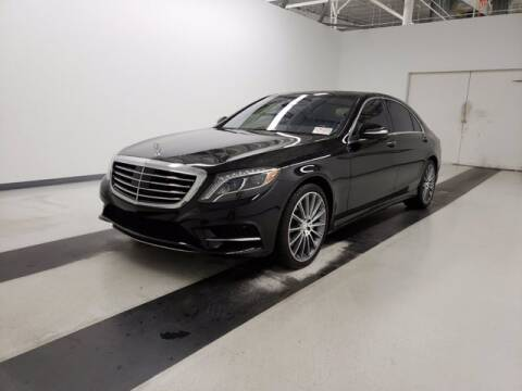 2017 Mercedes-Benz S-Class for sale at DeluxeNJ.com in Linden NJ
