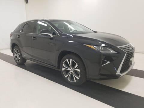 2019 Lexus RX 450h for sale at DeluxeNJ.com in Linden NJ