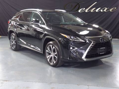 2019 Lexus RX 450h for sale at DeluxeNJ.com in Linden NJ