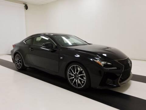 2016 Lexus RC F for sale at DeluxeNJ.com in Linden NJ