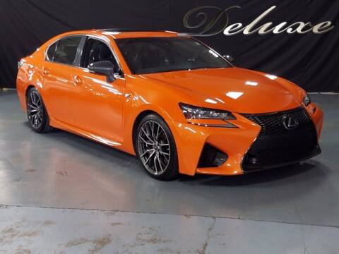 2016 Lexus GS F for sale at DeluxeNJ.com in Linden NJ