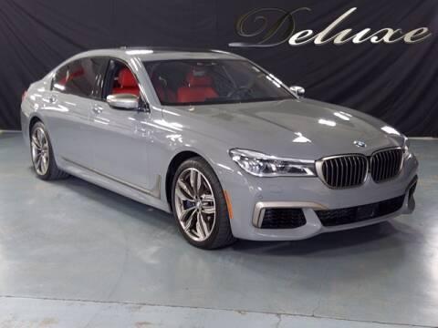2019 BMW 7 Series for sale at DeluxeNJ.com in Linden NJ